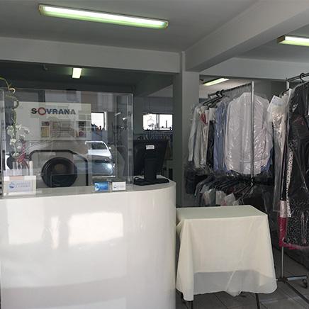 entrega e recolha ao domicílio lavandaria d.fernanda leiria lavar passar engomadoria limpeza a seco
